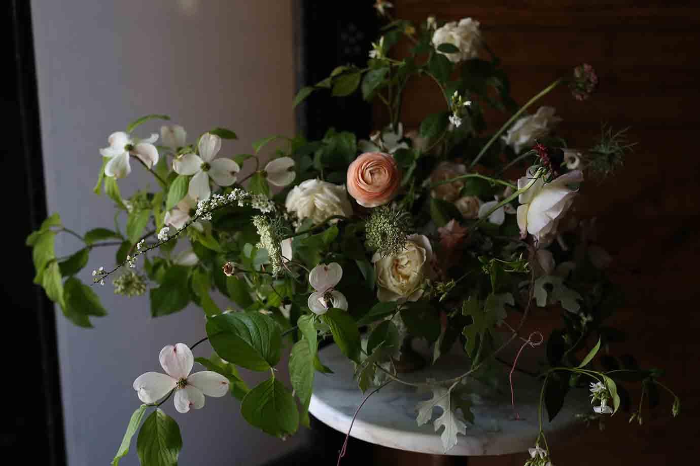 spring hart floral. Black Bedroom Furniture Sets. Home Design Ideas